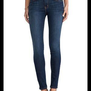 CURRENT/ELLIOTT Skinny Ankle Jeans
